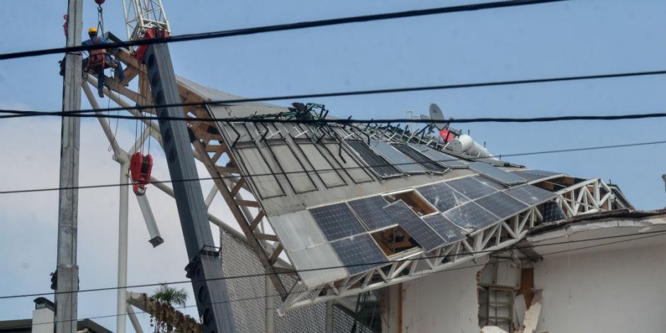 Sismológico cuenta 34 réplicas a 2 días del terremoto