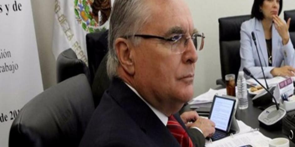 Analizan legisladores si convocan a extraordinario por fiscal anticorrupción