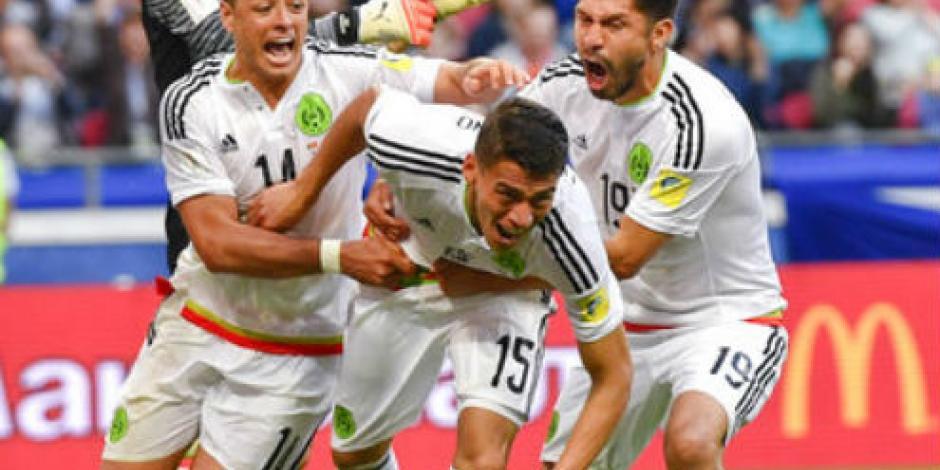 ¡Debut de final! México salva empate a 2 ante el Portugal de Cristiano