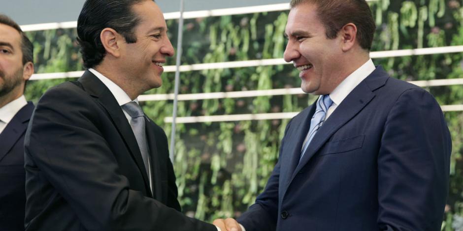 Moreno Valle pide recortar 70% de dinero a partidos