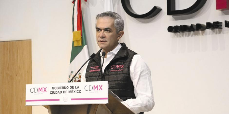Abren 140 carpetas de investigación por derrumbes en la CDMX