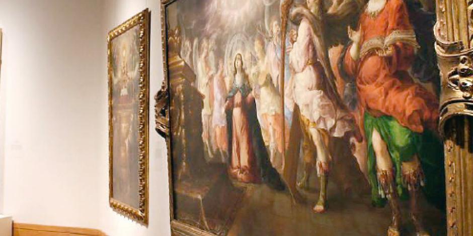 Llega a NY arte barroco mexicano
