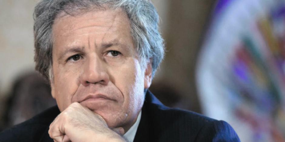 El dictador es parte del problema, no de la solución: OEA