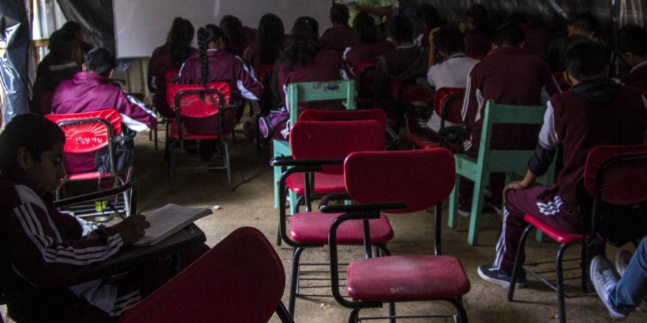 Se reanudarán clases en Chiapas entre el miércoles y lunes: Nuño