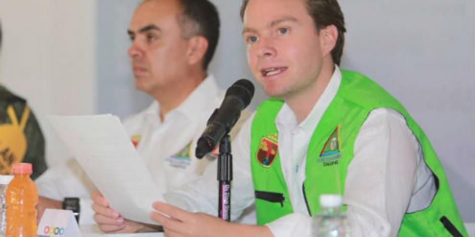 Garantiza Chiapas seguridad de vacacionistas con plan de verano