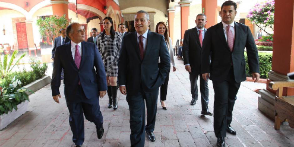 Próxima Asamblea del PRI no es a la medida de nadie, dice Beltrones