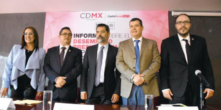 La CDMX a punto de erradicar pobreza extrema, indica Amieva
