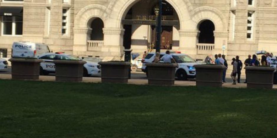 Supuesto tiroteo moviliza a policías en Washington