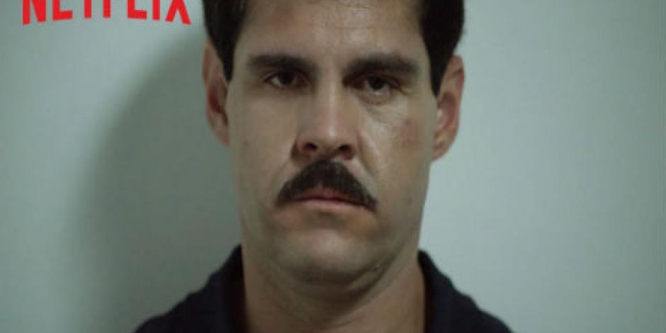 El Chapo va contra Netflix por