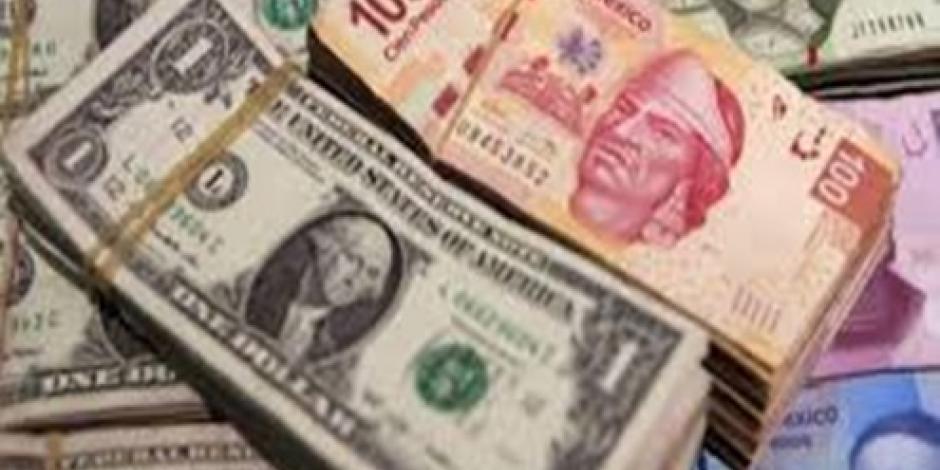 Gana el peso por recuperación de divisas de mercados emergentes