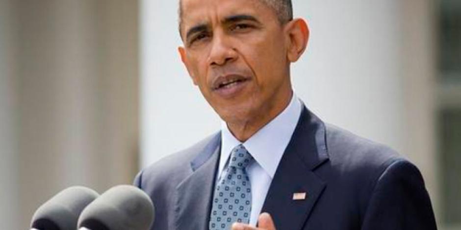 Cuídense mucho y un fuerte abrazo: Obama a mexicanos