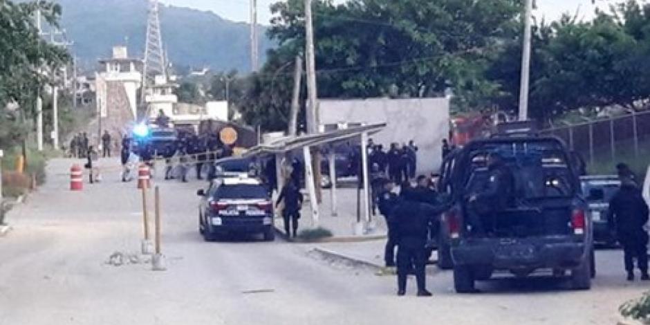 Confirma gobierno de Guerrero 28 muertos en penal de Acapulco