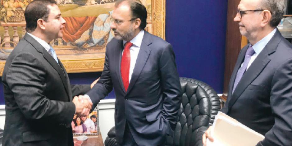SRE: México busca más integración en el TLC