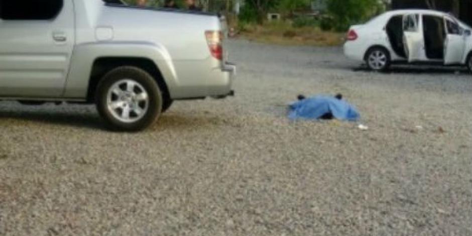 Asesinan a coordinador de penales de Tamaulipas