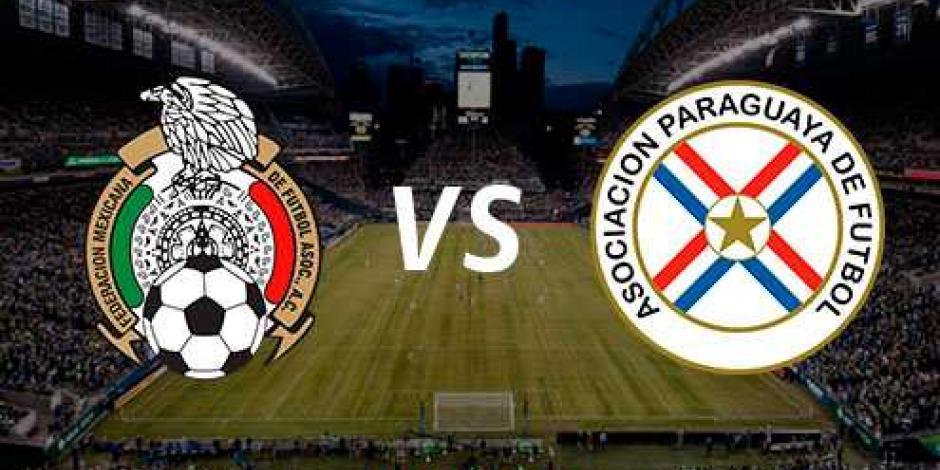 Gana México, en amistoso, a Paraguay rumbo a la Copa de Oro