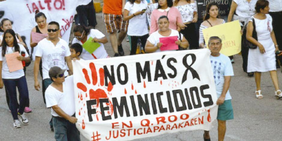 Activan en Q. Roo la alerta de género