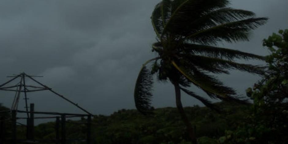 Se prevén tormentas en casi todo el país por