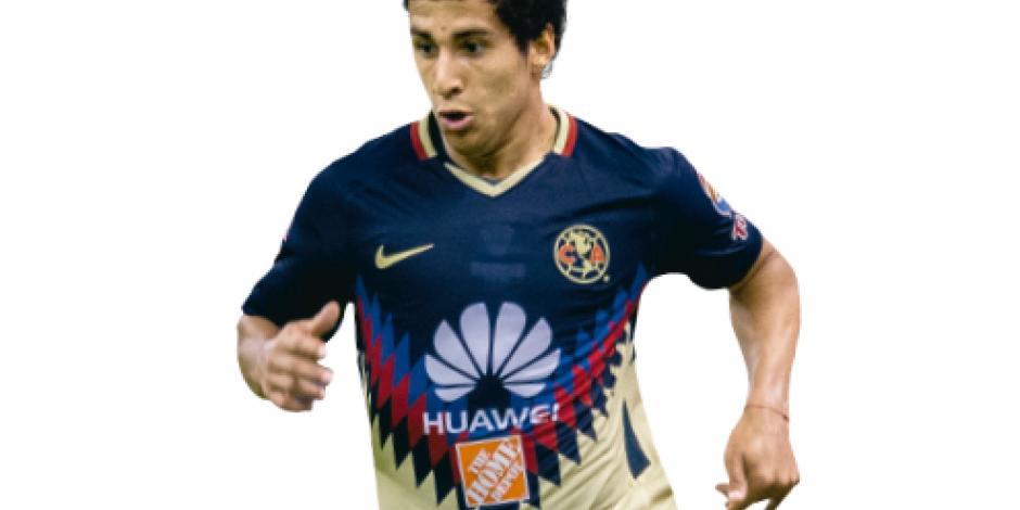 Domínguez es ahora el mejor jugador del América: Cardozo