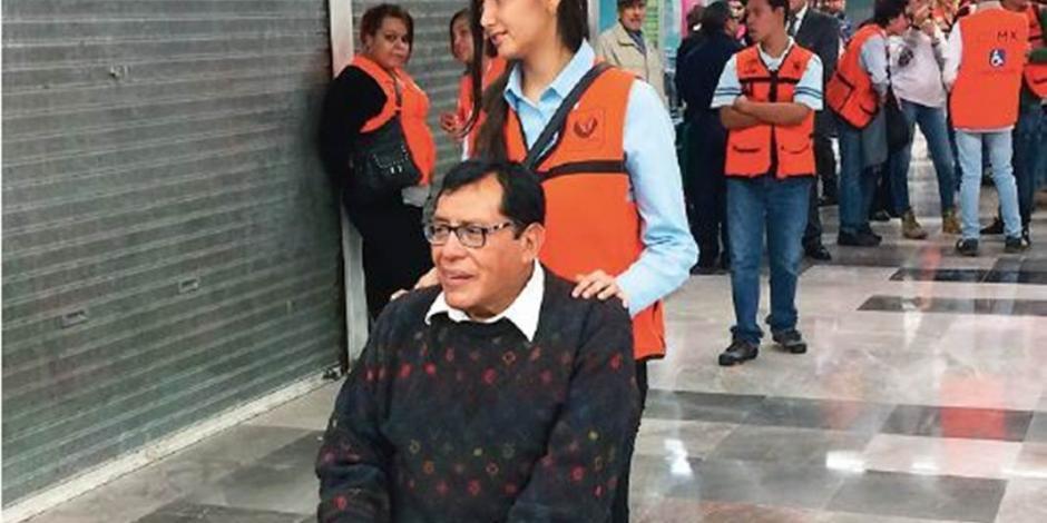 Metro extiende red de apoyo a discapacitados