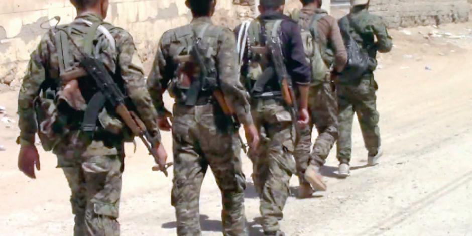 Coalición rompe cerco  de yihadistas en Raqqa