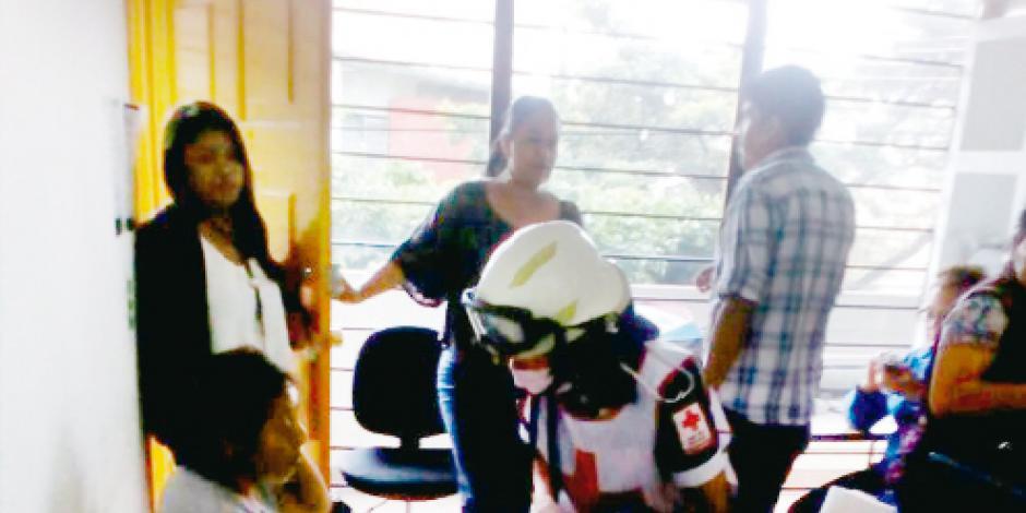 Secuestra la CNTE a maestros y embarazada