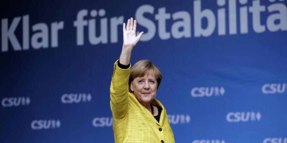 Terrorismo resta puntos a Merkel, pero no la derrota