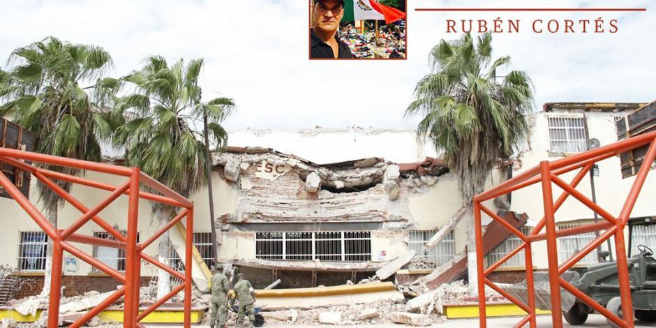 Aurelio Nuño y la escuela del general Cárdenas
