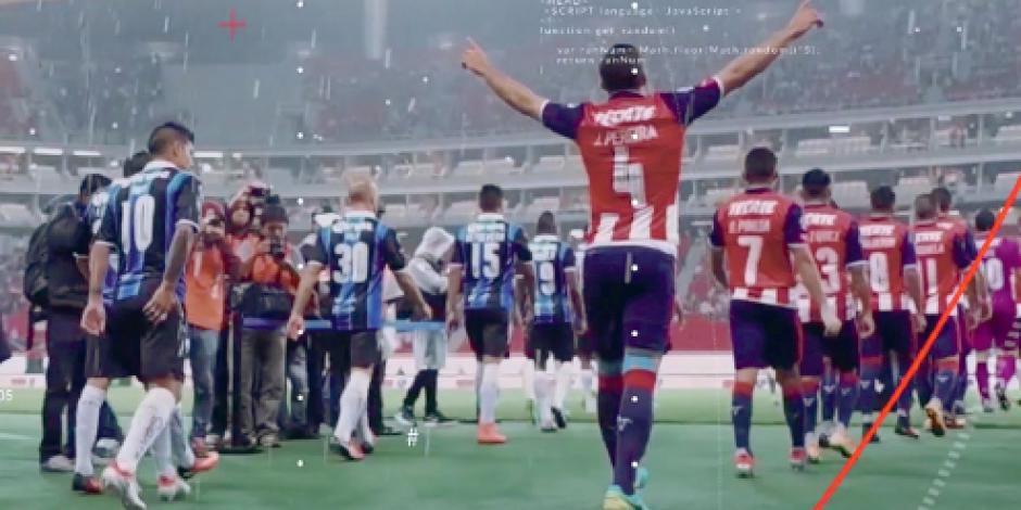 Chivas relanza su canal con plataforma de NBC