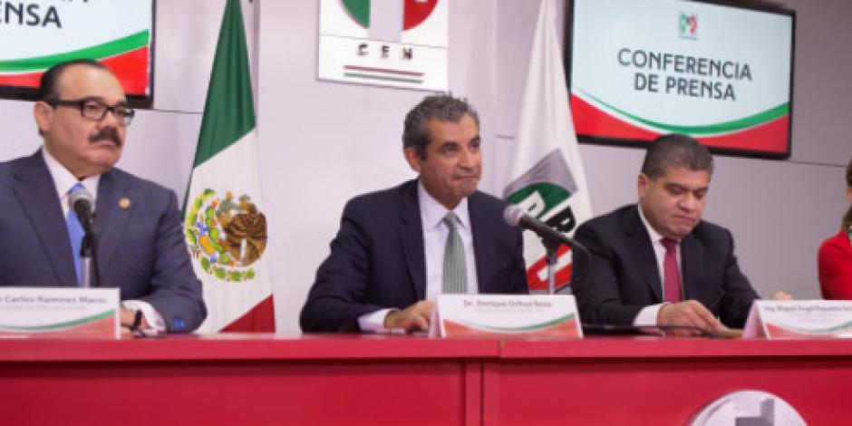 Prepara PRI impugnación contra dictamen de rebase de gastos en campaña en Coahuila