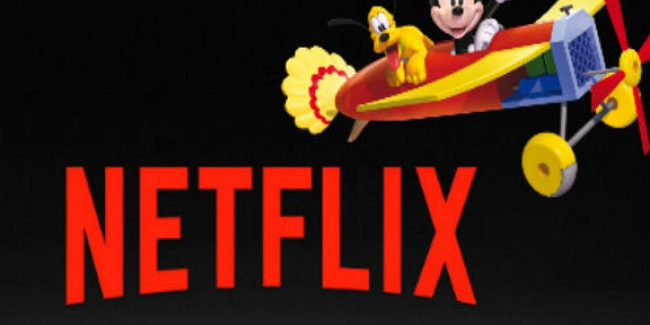 Disney rompe con Netflix; lanza servicio propio en streaming