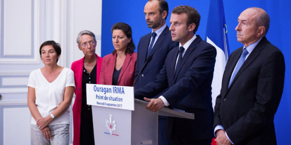 Francia pide luchar contra cambio climático