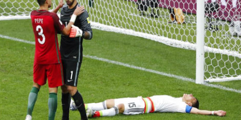 Portugal da la vuelta a México en 120 minutos