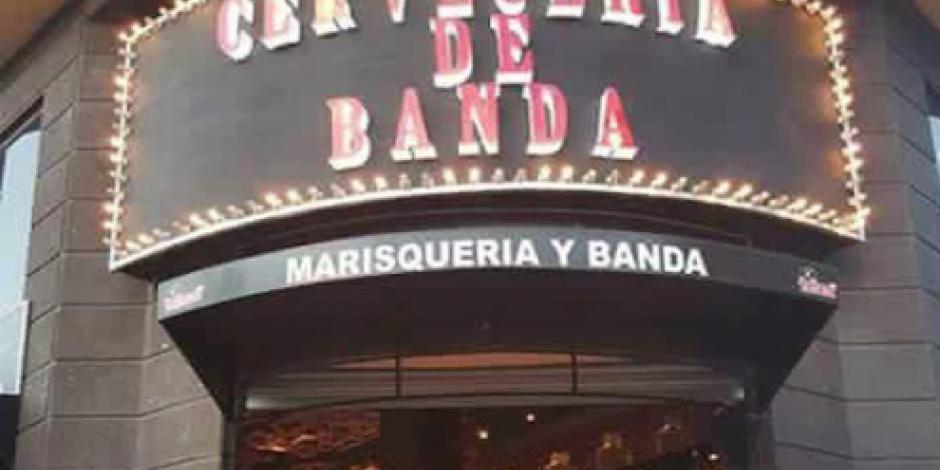 VIDEO: Así fue la balacera dentro de bar en la CDMX