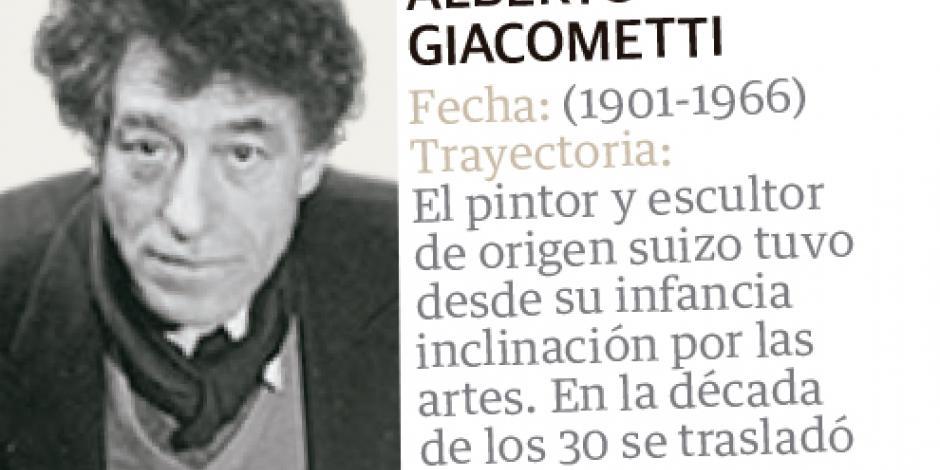 Entre objetos olvidados hallan dos dibujos inéditos de Giacometti