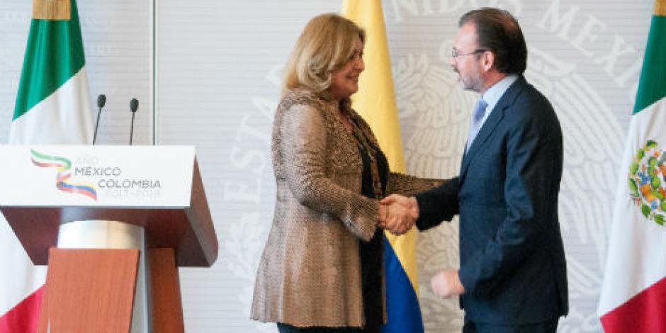 Videgaray nombra a 3 cónsules de carrera en EU