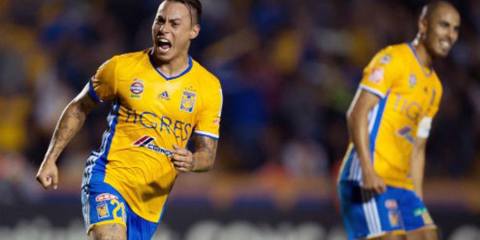 Tigres supera 2-0 a Whitecaps en semis de Concachampios