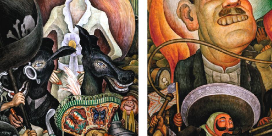 Bellas Artes, albergue atemporal del Muralismo