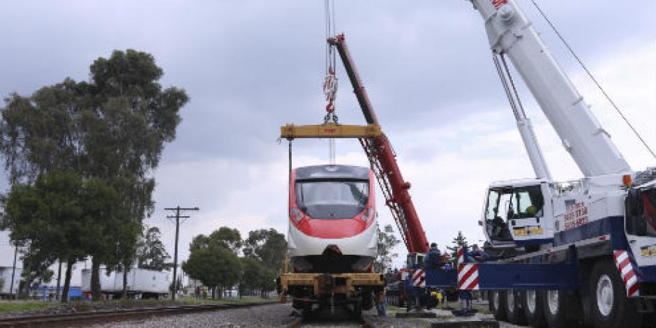 Aplauden diputados nuevo trazo del Tren Interurbano por Cuajimalpa