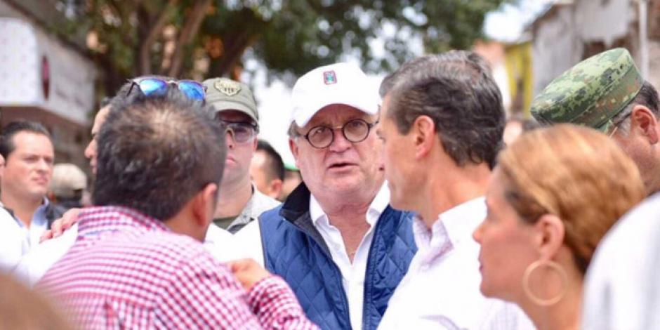 Pide Graco Ramírez unidad por Morelos