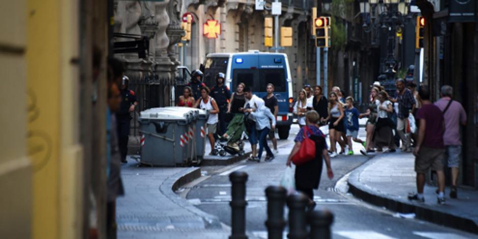 Las Ramblas, uno de los lugares más populares de Barcelona