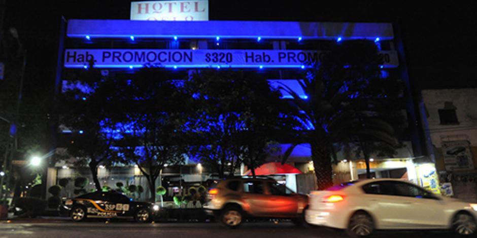 Con 24 años, mujer se suicida en hotel de la Cuauhtémoc