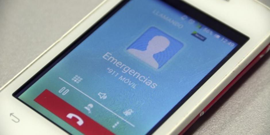 Por primera vez México cuenta con datos sobre llamadas al 911