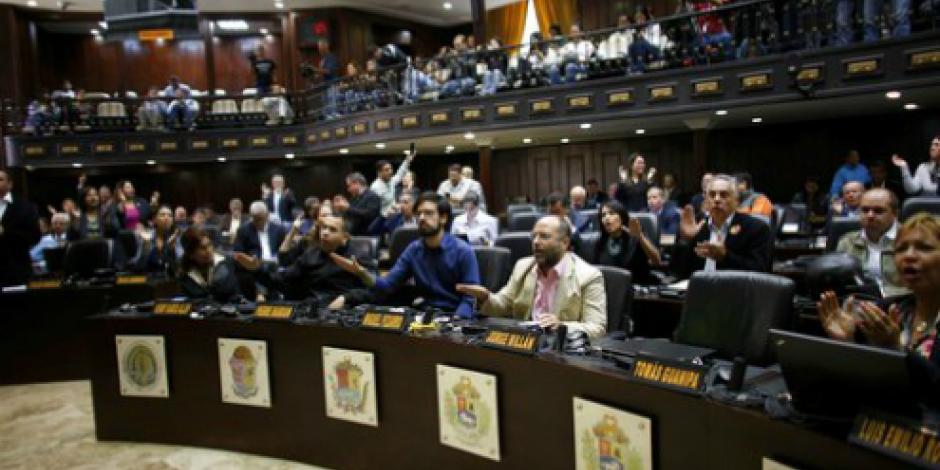 Asamblea venezolana pide investigar