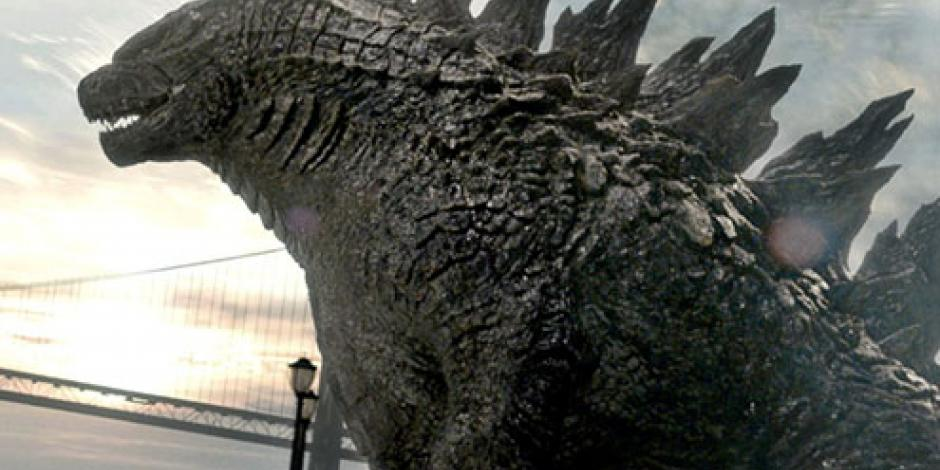 Godzilla amenaza con