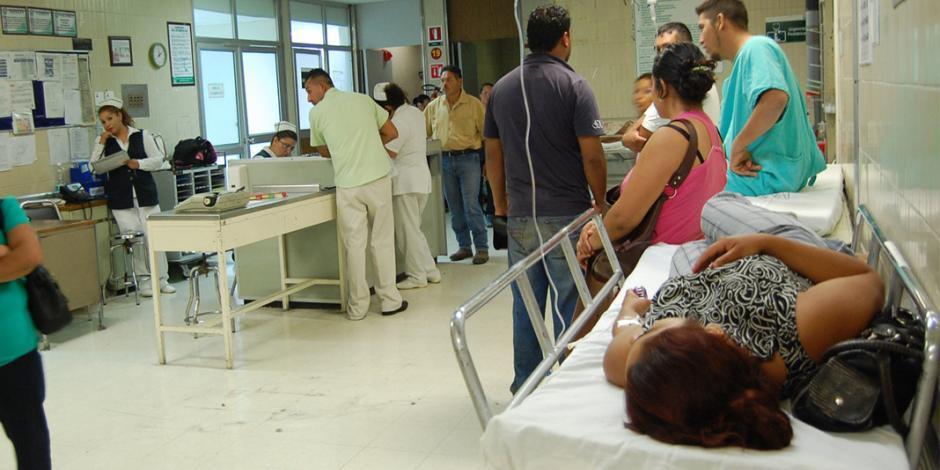 Siguen hospitalizadas 39 personas tras sismos