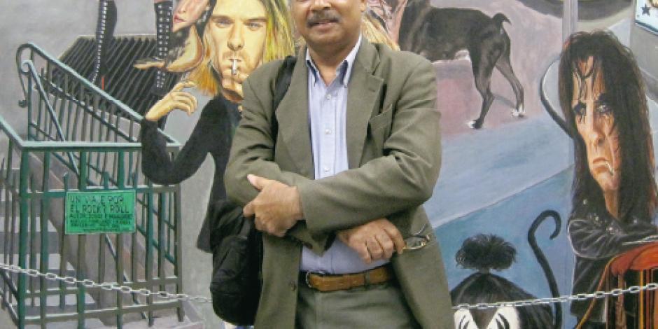 Nuevo libro de Olivares Baró llega a la Cineteca