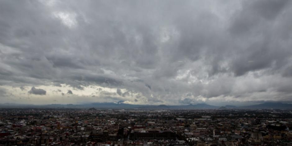 Prevén lluvias de diferente intensidad en la mayor parte del país