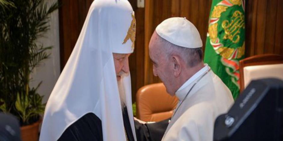 ¿Papa y líder ortodoxo unidos? Conoce su mensaje ecológico