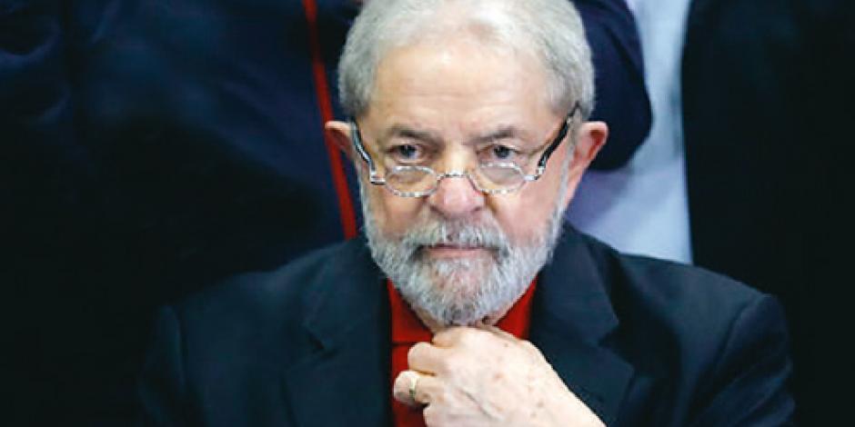 Ahora juez congela cuatro cuentas bancarias a Lula
