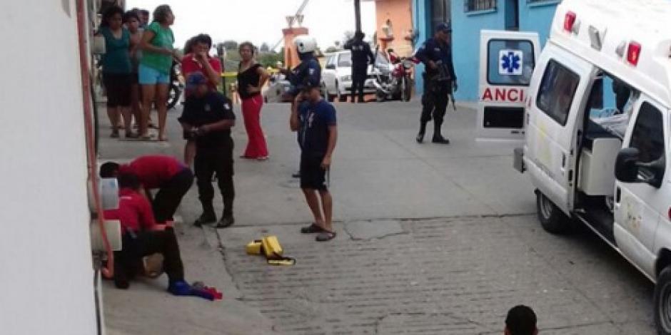 Trasladan a la CDMX a locutora baleada en Guerrero
